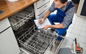 What Causes a Dishwasher To Leak?